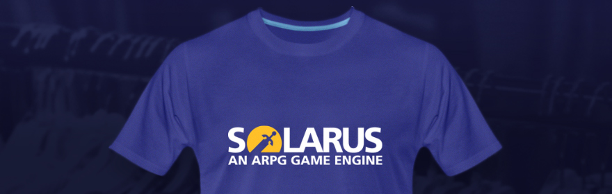You can now shop Solarus goodies!